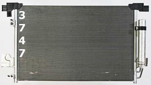 condensador aire acondicionado mitsubishi lancer 2008 - 2011