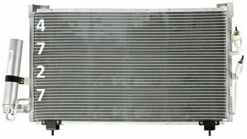 condensador aire acondicionado outlander 2003 - 2006 nuevo!!