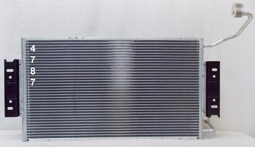 condensador aire acondicionado pontiac grand am 1999 - 2001