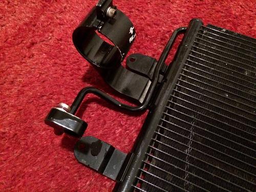 condensador ar condicionado golf audi a3 bora
