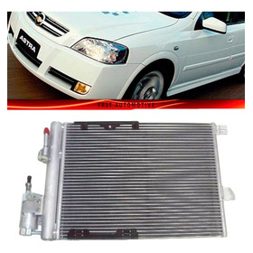 Condensador Astra 2003 2004 2005 2006 2007 2008 2009 2010 11