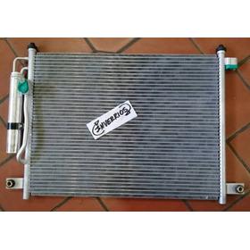Condensador Aveo Lt Ls 2005 2007 2009 2012 C/filtro