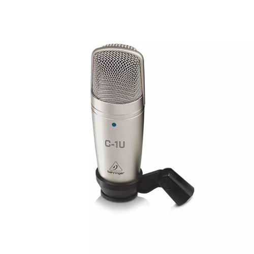 condensador behringer microfone