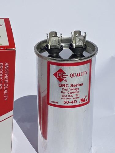 condensador , capacitor , 50mfd 370v & 440v 50/60hz