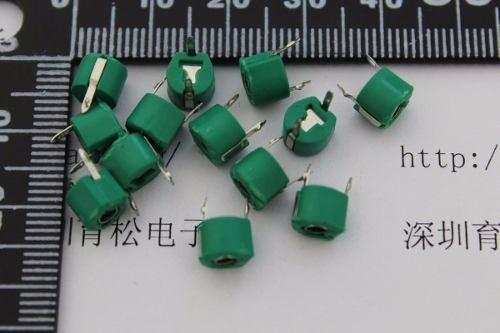 condensador capacitor variable trimmer 3a 120p