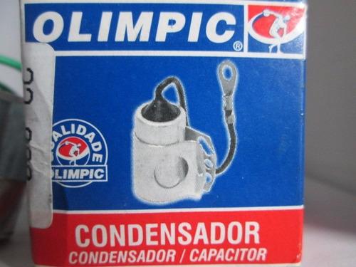 condensador  chevette tipo platino marca olimpic.