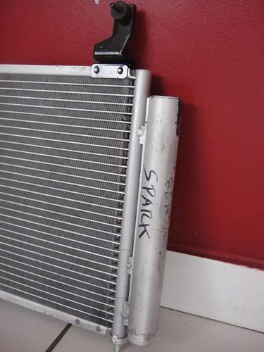 condensador chevrolet spark