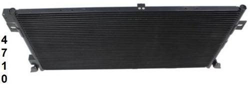 condensador de a / a  caravan / grand caravan 1996 - 2000
