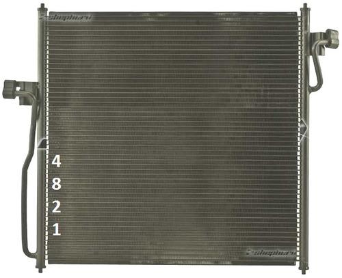 condensador de a/c ford explorer 4.0l v6 1997 - 2001 nuevo!!