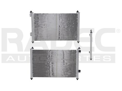 condensador de aire  626 l4/v6 2.0/2.5 lts 99-02