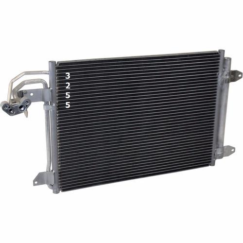 condensador de aire acondicionado audi tt 2008 - 2011 nuevo!