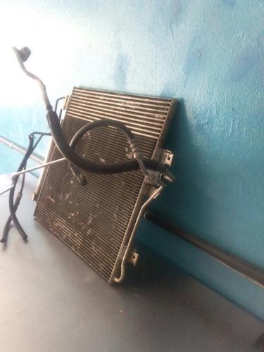 condensador de aire acondicionado de jeep cherokee kk