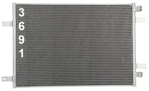 condensador de aire acondicionado f250 f350 f450 2008 - 2011