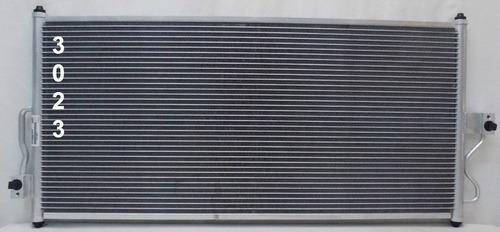 condensador de aire acondicionado ford freestar 2004 - 2007