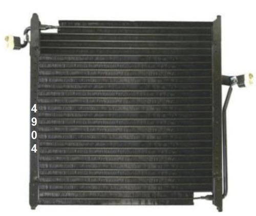 condensador de aire acondicionado ford ranger 1998 - 2011