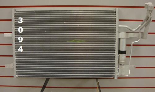 condensador de aire acondicionado mazda 5 mazda5 2006 - 2010