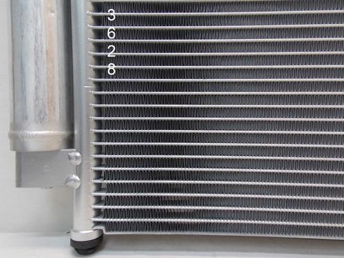 condensador de aire acondicionado nissan sentra 2007 - 2012
