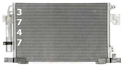 condensador de aire acondicionado outlander 2007 - 2011