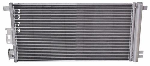 condensador de aire acondicionado pontiac g6 2005 - 2010