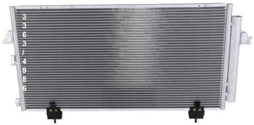 condensador de aire acondicionado toyota rav4 2001 - 2005