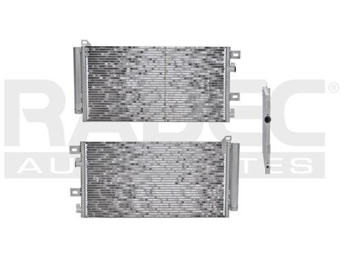 condensador de aire  cooper 02-09 l4 1.4/1.6 lts