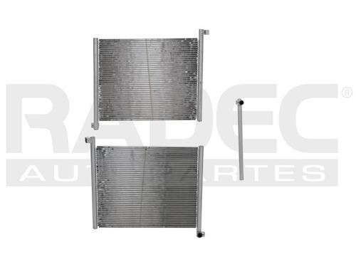 condensador de aire  durango v6/v8 3.7/5.7 lts 04-08