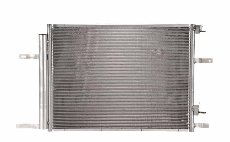 Condensador De Aire Ford Fusion Lincoln Mk 2013 2016