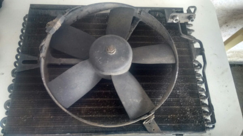 condensador de ar original - bmw 540i série 5 94