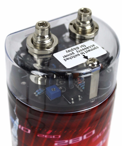 condensador de potencia de audio boss cpbl2  digital