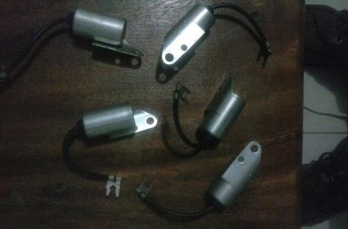 condensador de un cable para toyota 2f, 3f y nissan patrol