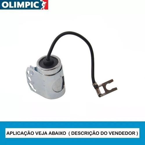 condensador distribuidor opala caravan c-10 c10 dogge