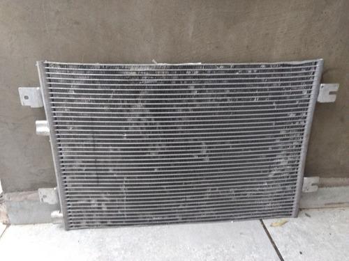 condensador do ar condicionado renault duster 2011 até 2015