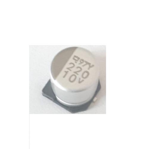 condensador electrolitico 220uf 10v smd