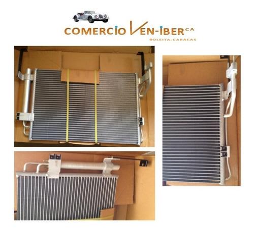 condensador hyundai santa fe año: 2001-2006