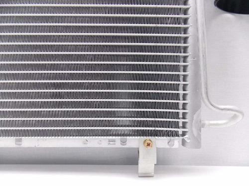 condensador isuzu amigo 2.2l l4 3.2l v6 1998 - 2004  nuevo!!