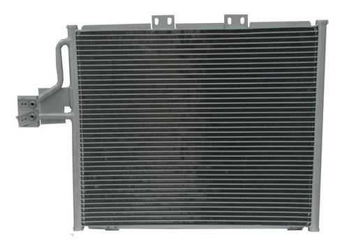 condensador jeep wrangler l4/l6 2.4/4.0l 2000-2001-2002-2003