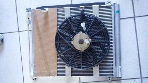 condensador mahindra euro iv