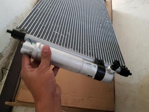 condensador nissan sentra 2007-08-09-10-11-2012 jamas usado