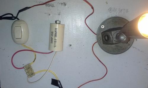 condensador o capacitador  25 mf 330vca (15vd)