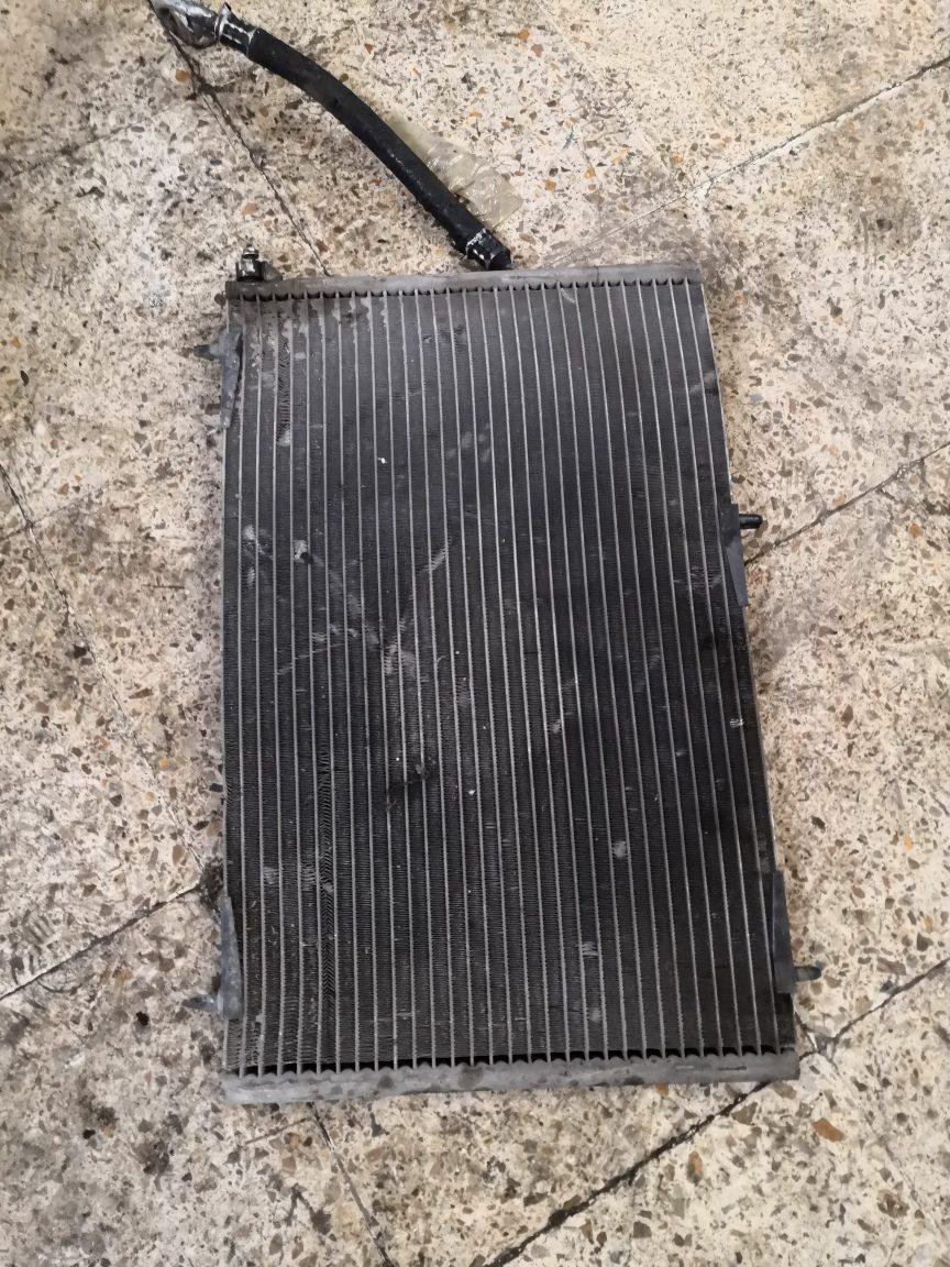 Clima condensador condensador para aire acondicionado clima radiador peugeot 206