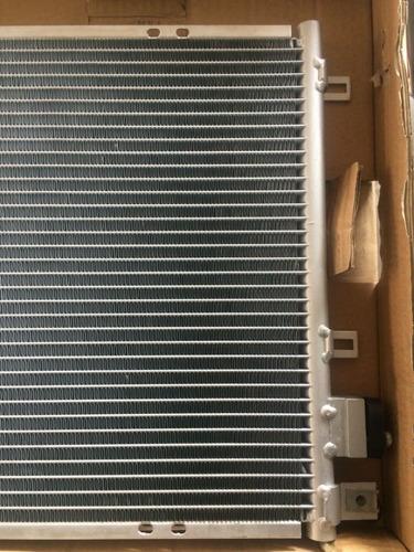 condensador renault clio / logan / symbol / sandero 02 - 09