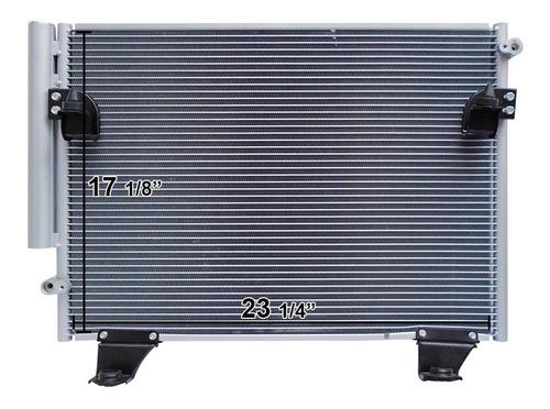 condensador toyota hilux 12-15