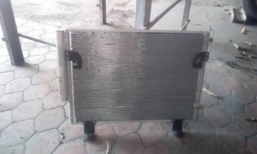 condensador toyota hilux
