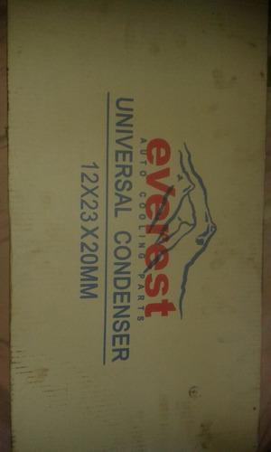 condensador universal