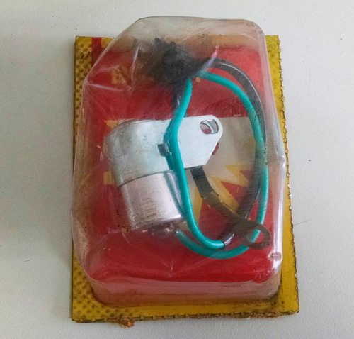 condensador vw fusca com terminal olhal - bosch 951