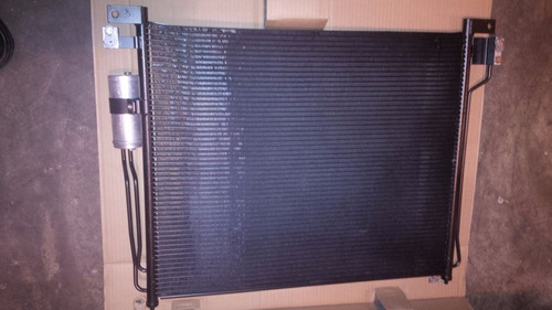 condensador y filtro de a/c nissan frontier nuevo