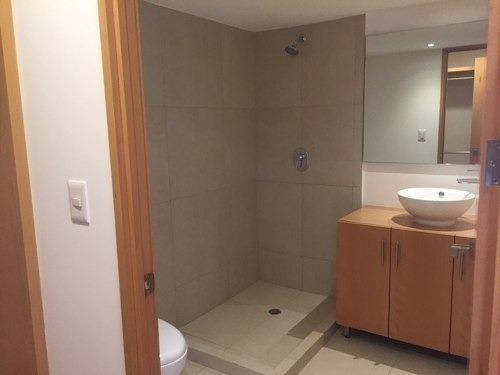 condesa depto 3 rec 3.5 baños edificio nuevo