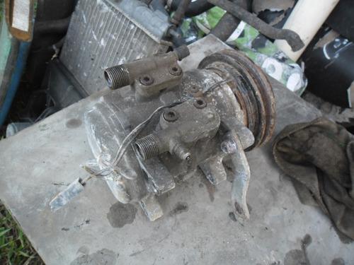 condicionado peças. compressor