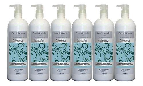 condicionador cabelo queda 1 litro - tratamento capilar