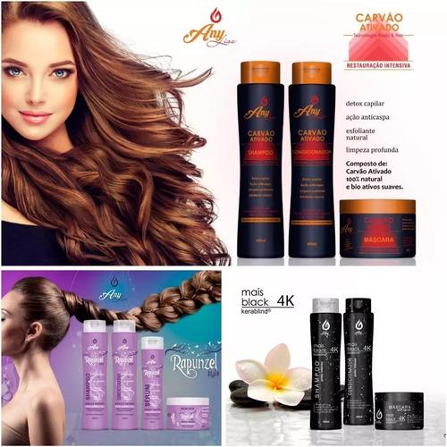 condicionador produtos shampoo